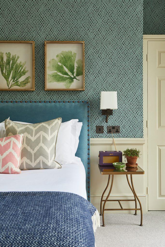 Lime Tree Hotel bedroom 1